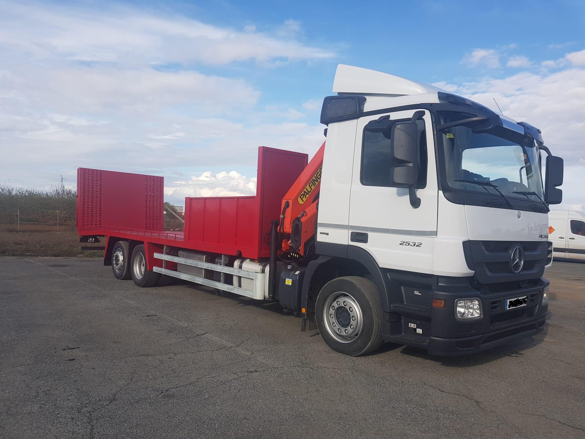 Nueva Adquisición: Camión de 26 Toneladas